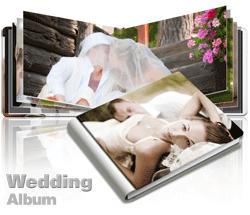 Fotoalbum di Matrimonio
