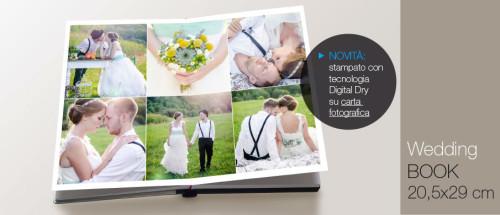Album modello Book