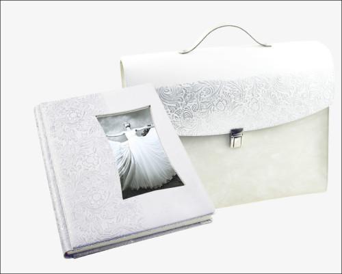 Copertina linea Ice Flowers con foto